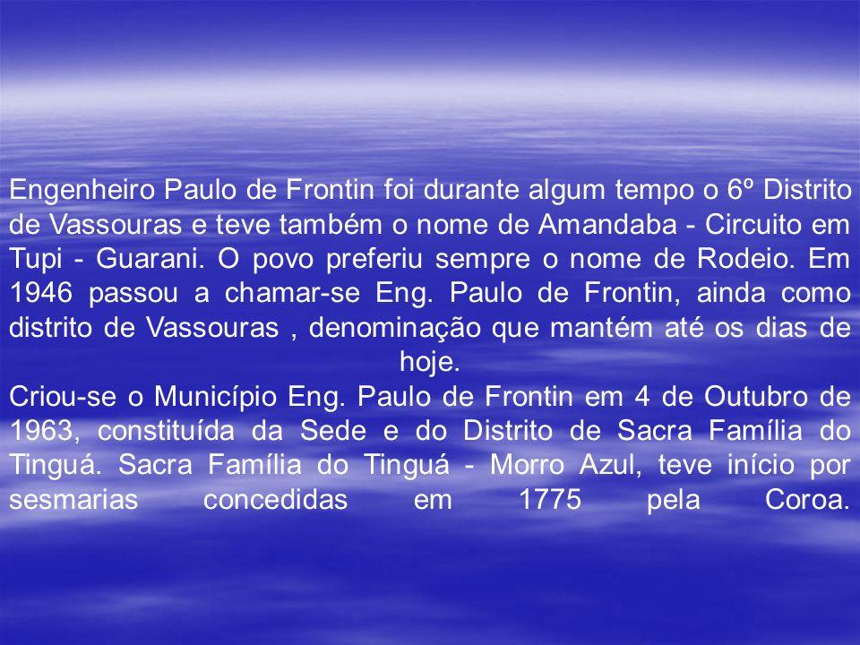 A atual zona urbana pertencia a antiga fazenda Hermitage, de Joaquim Anjos de Oliveira do Alto, que cedendo parte de suas terras para o leito da via f