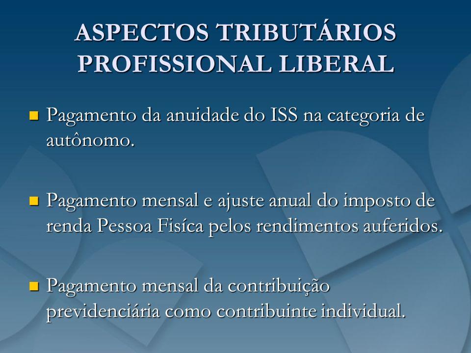 TRIBUTAÇÃO DO IMPOSTO DE RENDA DA PJ Lucro Real: O imposto de renda é apurado com base no lucro apurado na contabilidade.