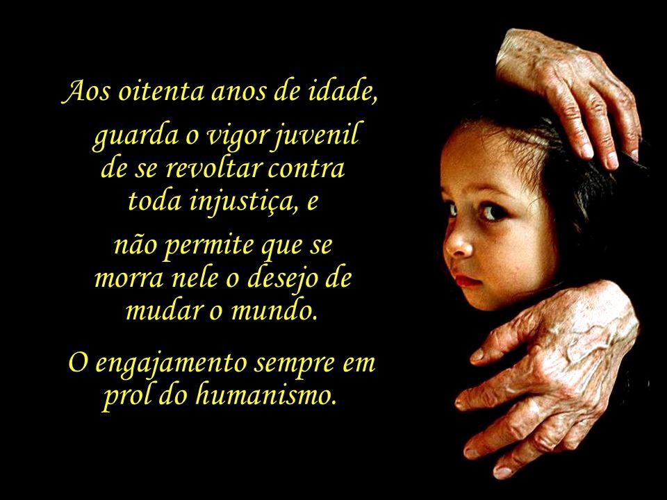 Os cuidados com a infância; A educação de qualidade; Os direitos dos povos nativos da América Latina; O combate à violência doméstica; A luta pelo fim