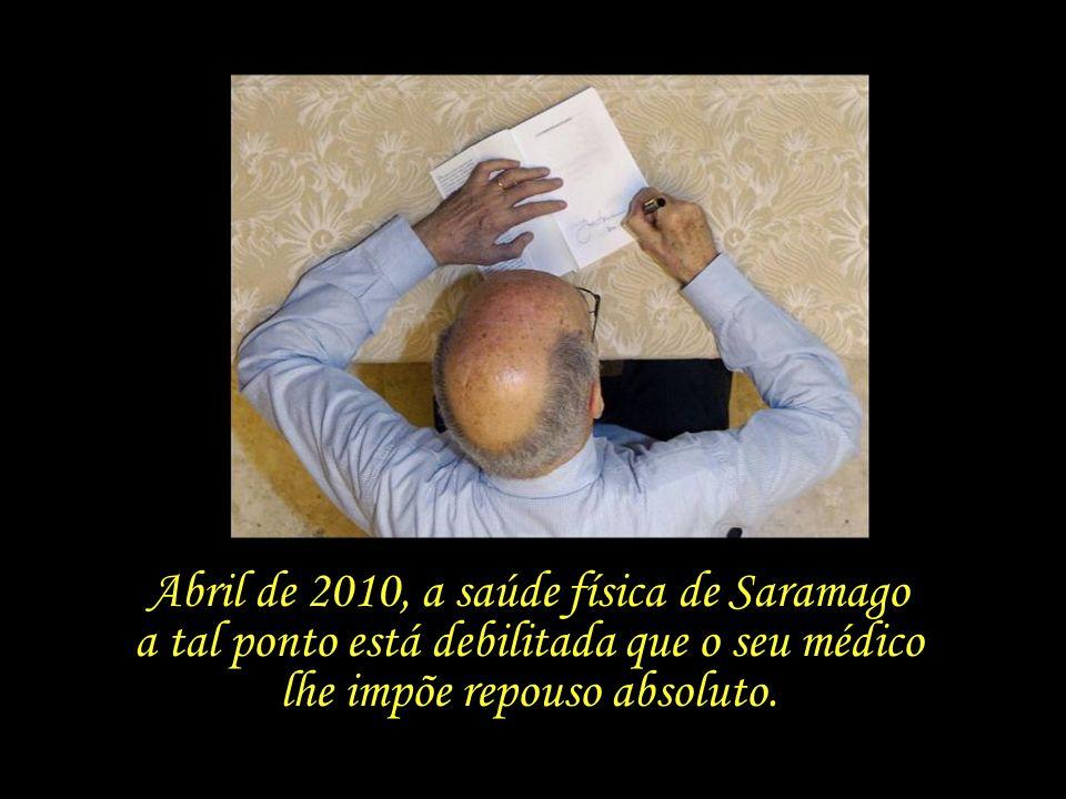 – Uma Jangada de Pedra a caminho do Haiti – Porque todos temos uma obrigação. José Saramago
