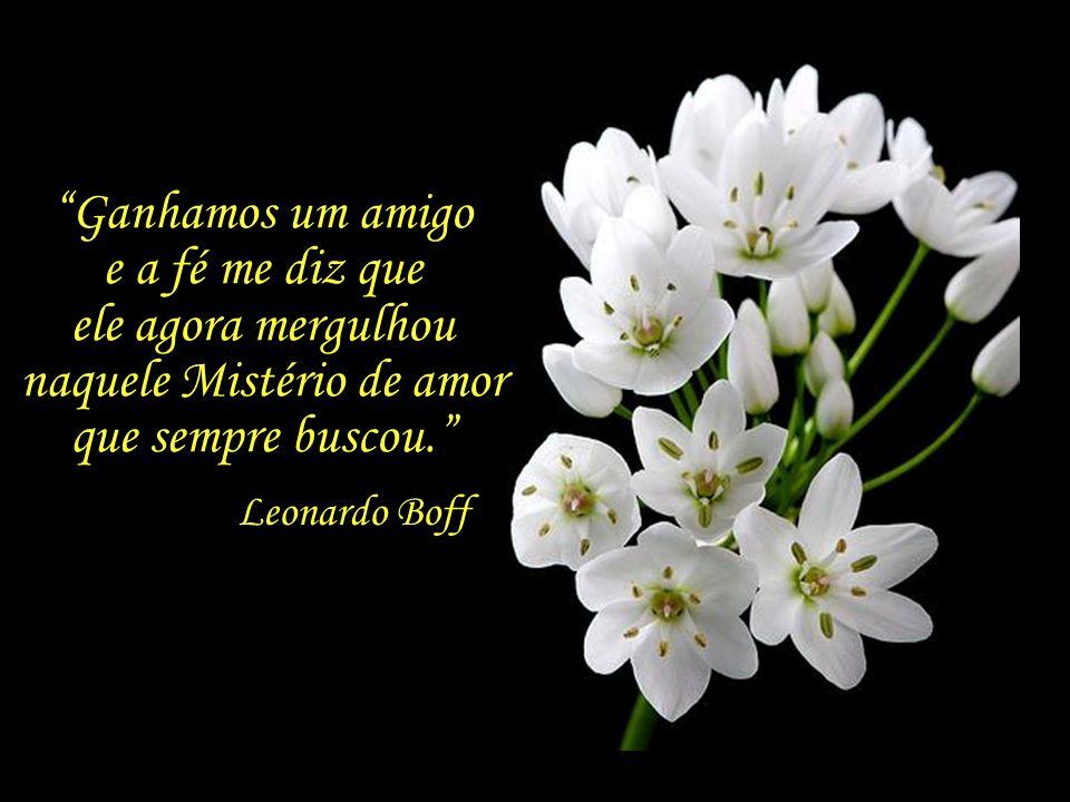 Leonardo Boff descreve a tarde que ele e a esposa, Márcia, passaram na companhia de Saramago e Pilar como um festim de espiritualidade.