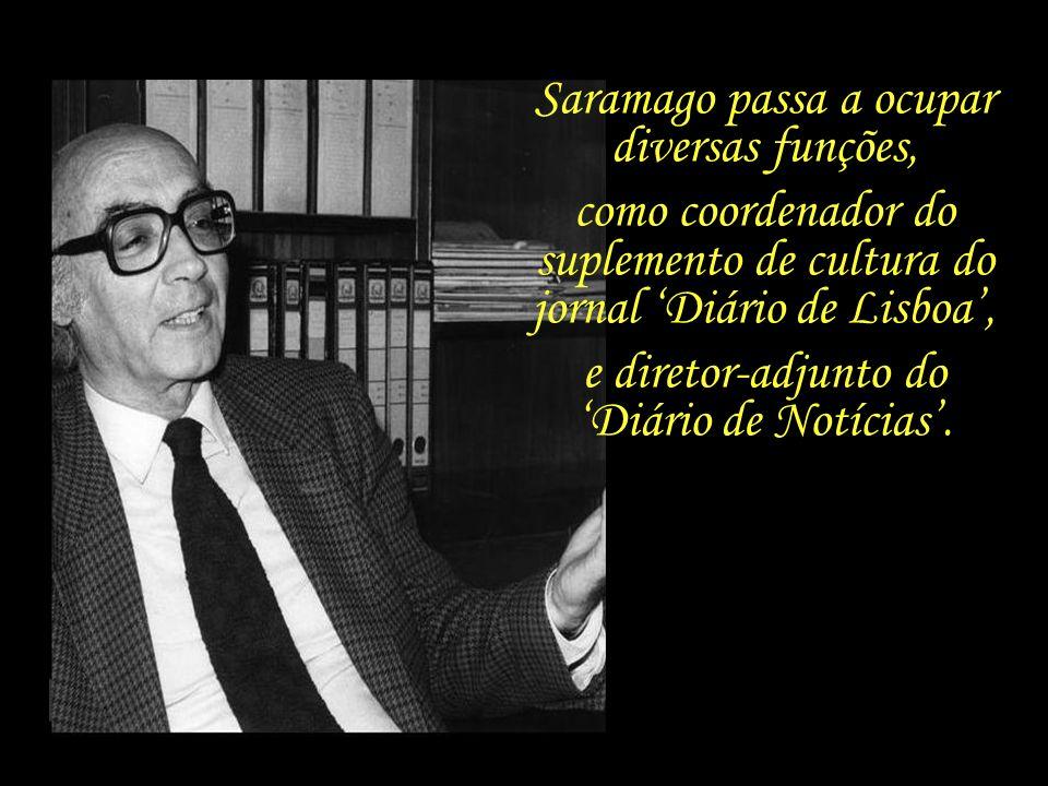 Com aproximadamente quarenta anos de idade, seu nome começa a ser conhecido no campo da literatura e cultura em Portugal.