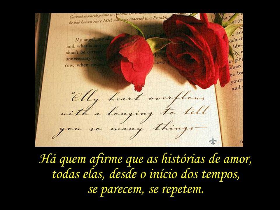 Coincidências da vida, dirão alguns. O destino, o acaso, o inevitável, afirmarão outros...