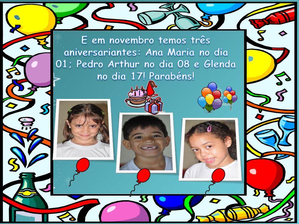 Novembro: É o décimo primeiro mês do ano no calendário gregoriano, tendo a duração de 30 dias. Novembro deve o seu nome à palavra latina novem (nove),