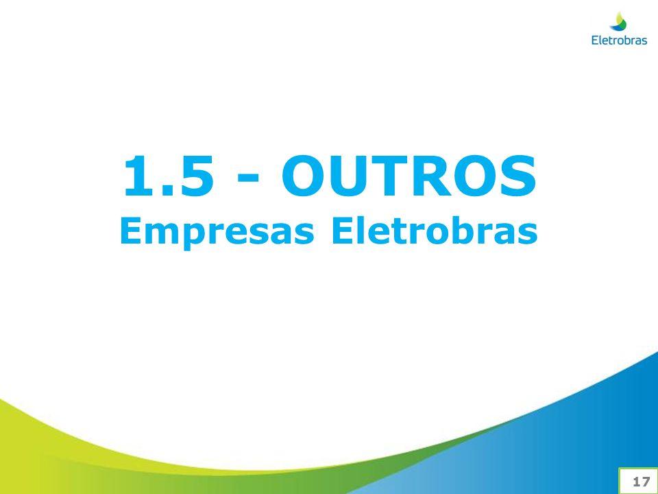 1.5 - OUTROS Empresas Eletrobras 17