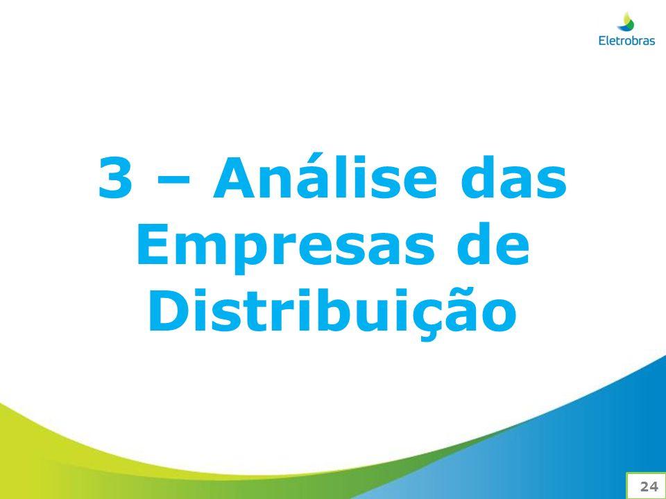 3 – Análise das Empresas de Distribuição 24