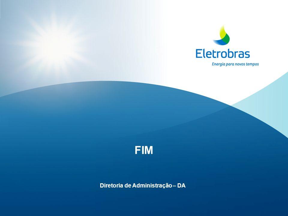 FIM Diretoria de Administração – DA