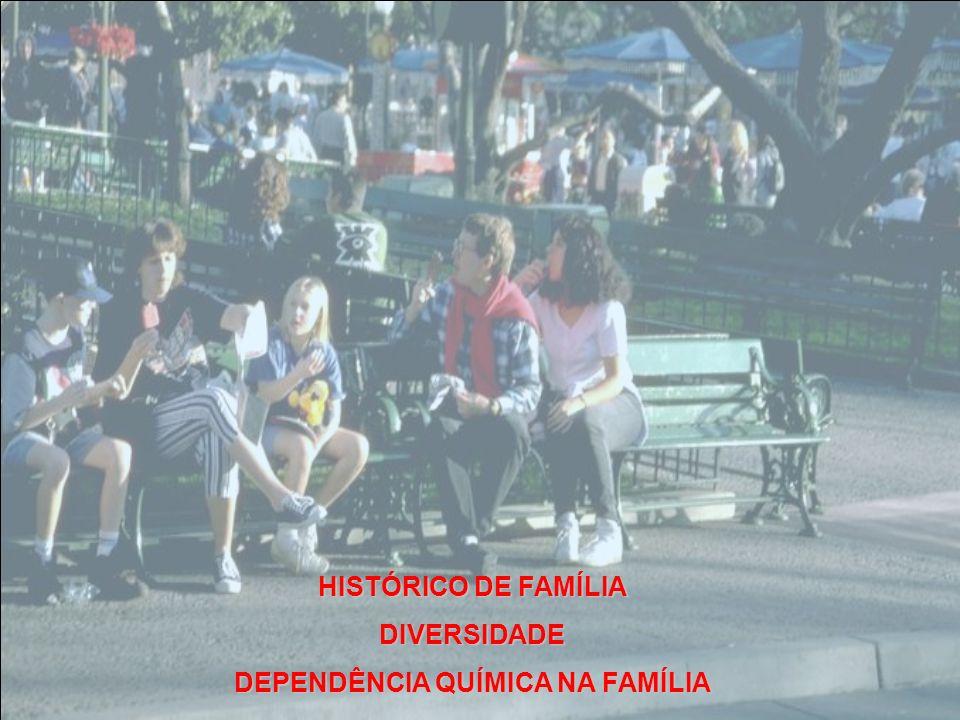 Laços fortes e união com a família Laços fortes e união com a família Pais que acompanham o desenvolvi/ dos filhos.