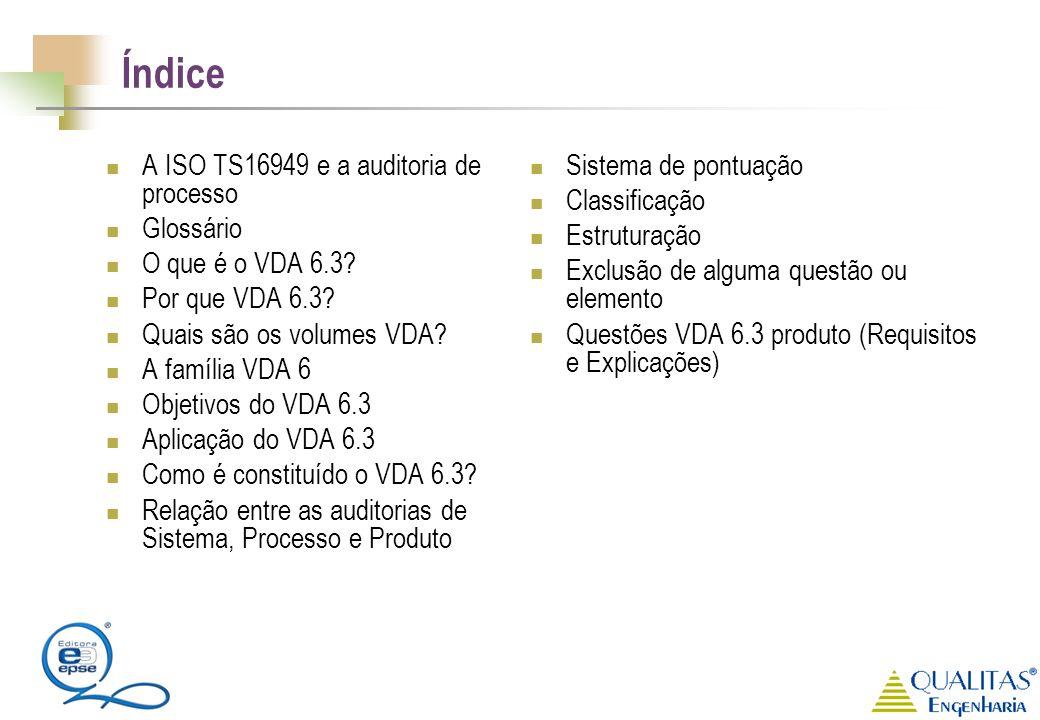 A ISO TS16949:2002 e a auditoria de processo 8.2.2 Auditoria interna.