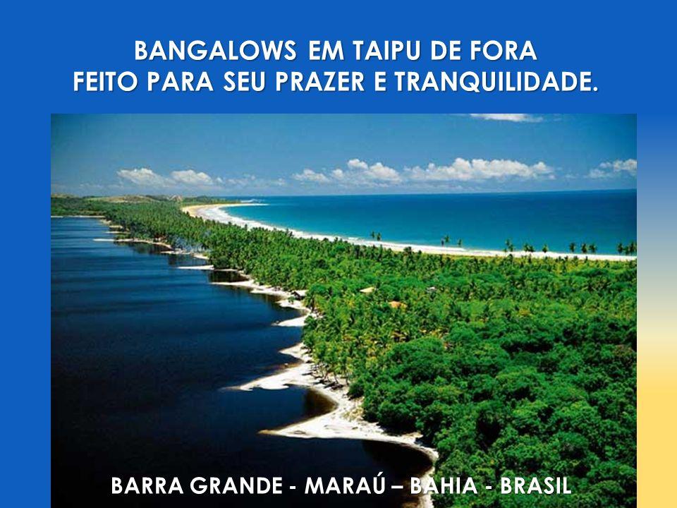 ...localizado em uma das 10 praias mais bonitas do mundo. Fonte: Revista 4 Rodas