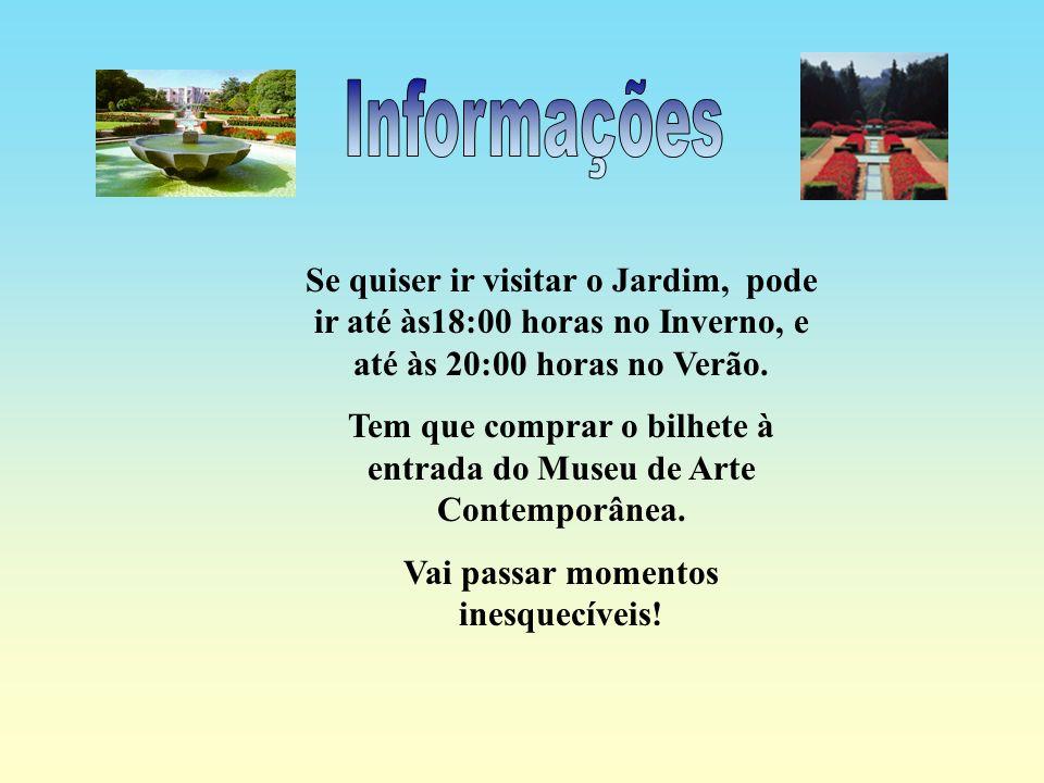 Como se não bastasse, a Casa de Arte Contemporânea Serralves contém outro valioso tesouro na forma de um grandioso parque. Este jardim tem uma vegetaç