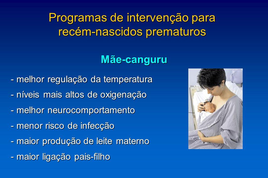 Se não é possível evitar o parto prematuro, ou uma malformação, então é muito importante tentar otimizar a sobrevida do recém- nascido.