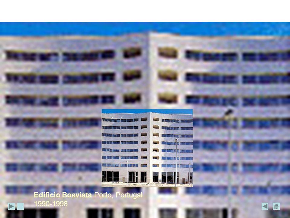 Edifício Boavista Porto, Portugal 1990-1998