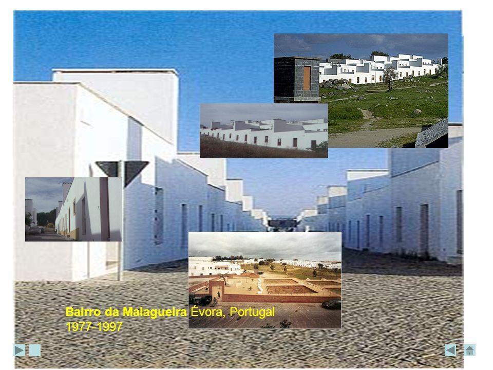 Bairro da Malagueira Évora, Portugal 1977-1997