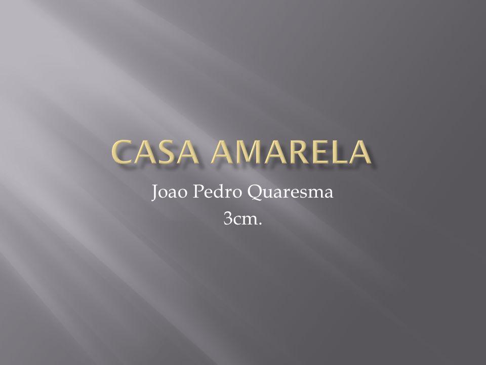 Joao Pedro Quaresma 3cm.
