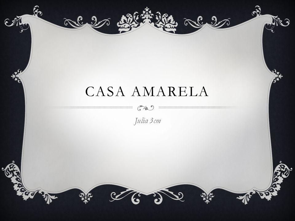 CASA AMARELA Julia 3cm