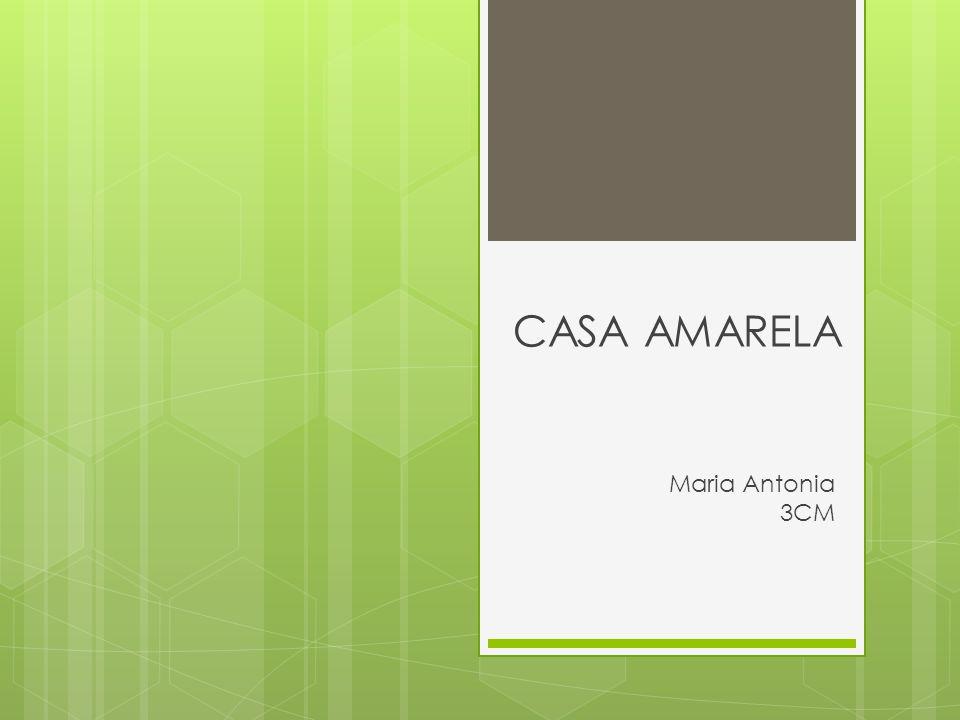 Maria Antonia 3CM CASA AMARELA