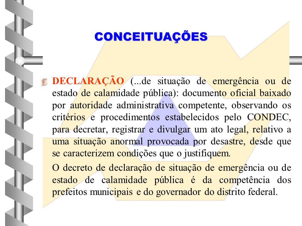 4 4 DANO: Medida que define a intenção ou severidade da lesão resultante de um acidente ou evento adverso (perdas humanas, material ou ambiental, físi