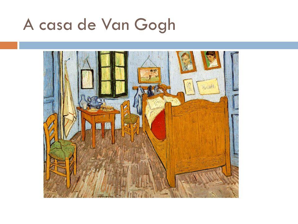 A casa de Van Gogh