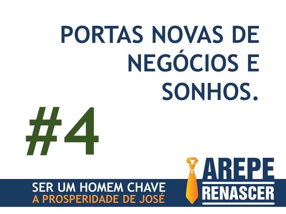 SER UM HOMEM CHAVE A PROSPERIDADE DE JOSÉ PORTAS NOVAS DE NEGÓCIOS E SONHOS. #4