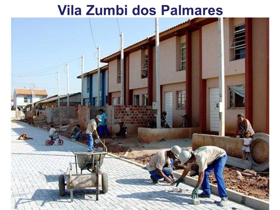 Vila Zumbi dos Palmares