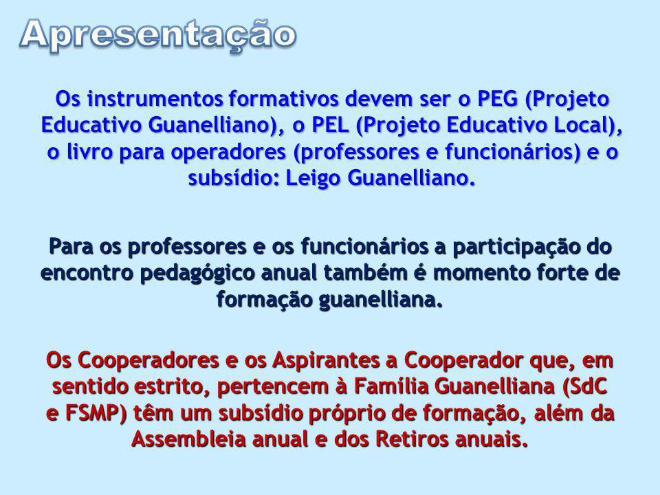 arilson@guanellianos.org.br Ir. Arilson Bordignon, SdC