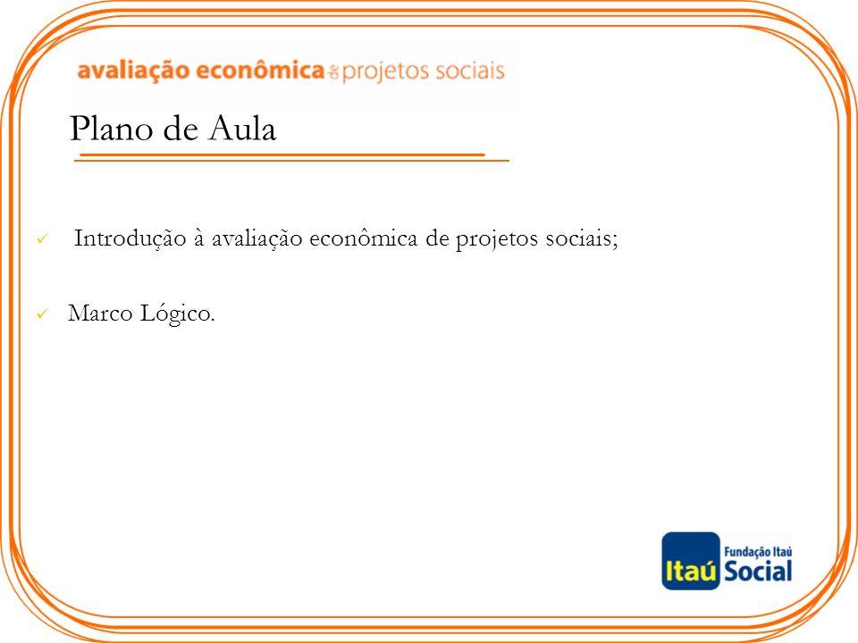 Introdução à avaliação econômica de projetos sociais