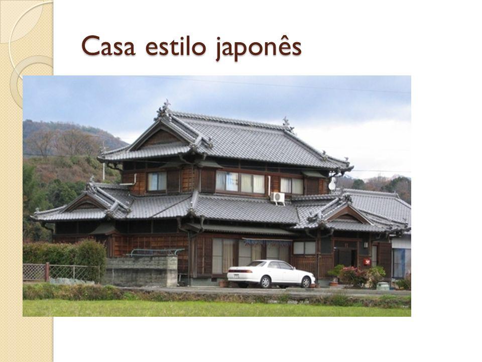 Casa estilo japonês