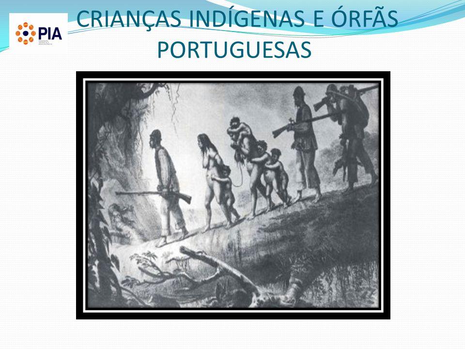 HISTÓRIA DA CRIANÇA NEGRA NO BRASIL No Brasil entre os cativos predominava a população adulta.