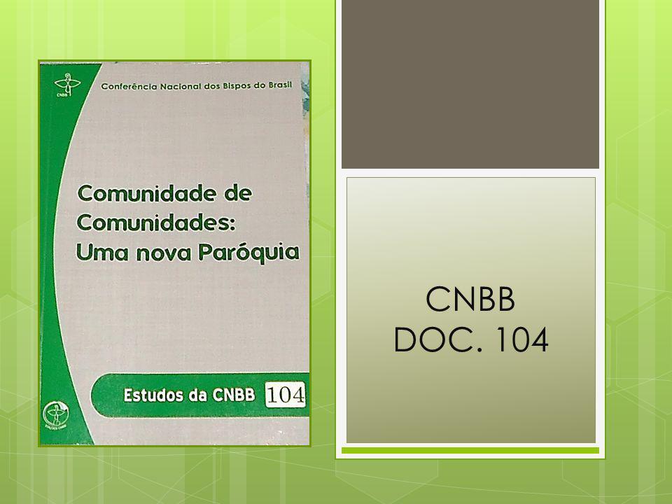 CNBB DOC. 104