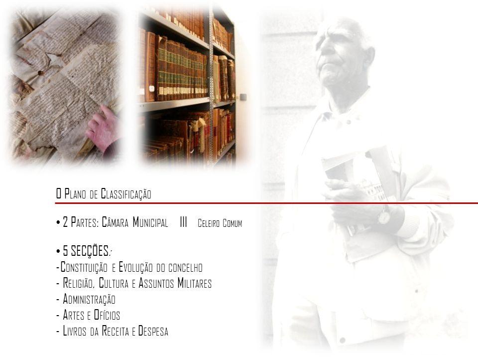 O A CERVO 879 ENTRADAS (1366 – 1953): C.