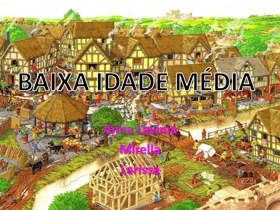 EXPANSÃO FEUDAL *século XI: auge do feudalismo *início da desintegração *revigoração das cidades *revigoração das cidades * melhor aproveitamento para produção, comércio e práticas culturais