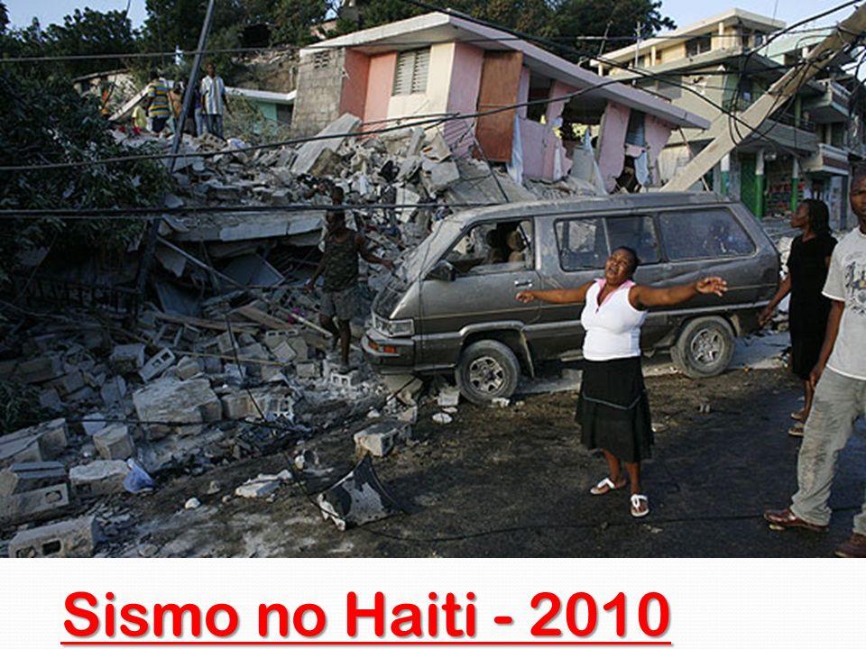 Sismo no Haiti - 2010