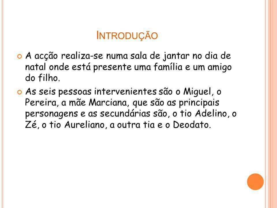 7.2 Justifica a intervenção de Pereira.