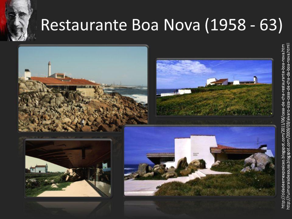 Restaurante Boa Nova (1958 - 63) http://cidadeemexposicao.blogspot.com/2011/06/casa-de-cha-restaurante-boa-nova.htm http://ruimoraisdesousa.blogspot.c