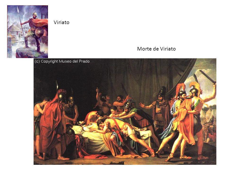 Morte de Viriato Viriato
