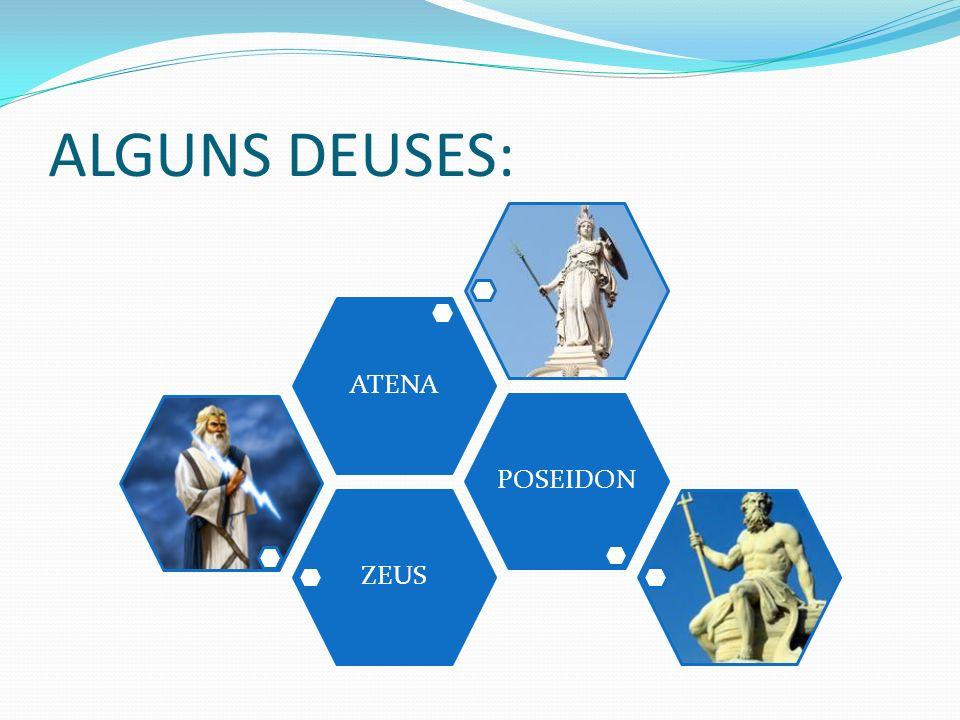 DEUSES DA GRÉCIA ANTIGA Grécia antiga Mitologia grega é o corpo de mitos e ensinamentos que pertencem à Grécia Antiga, sobre seus deuses e heróis, a n