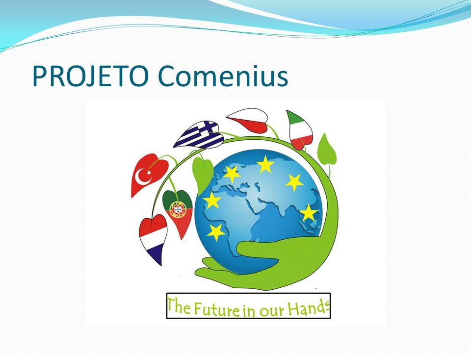 PROJETO Comenius