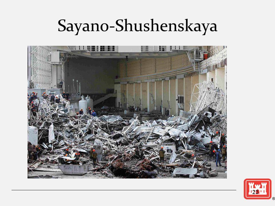 23 Sayano-Shushenskaya