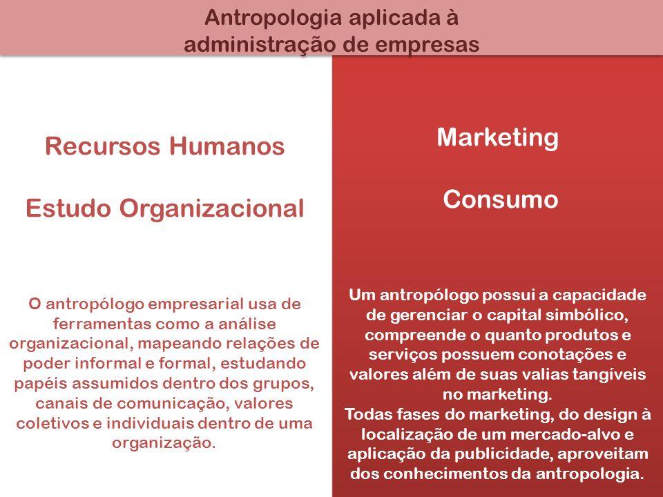 Antropologia prática antropológicas que aplicam teorias e métodos da disciplina na atividade de resolução de problemas no setor privado das organizaçõ