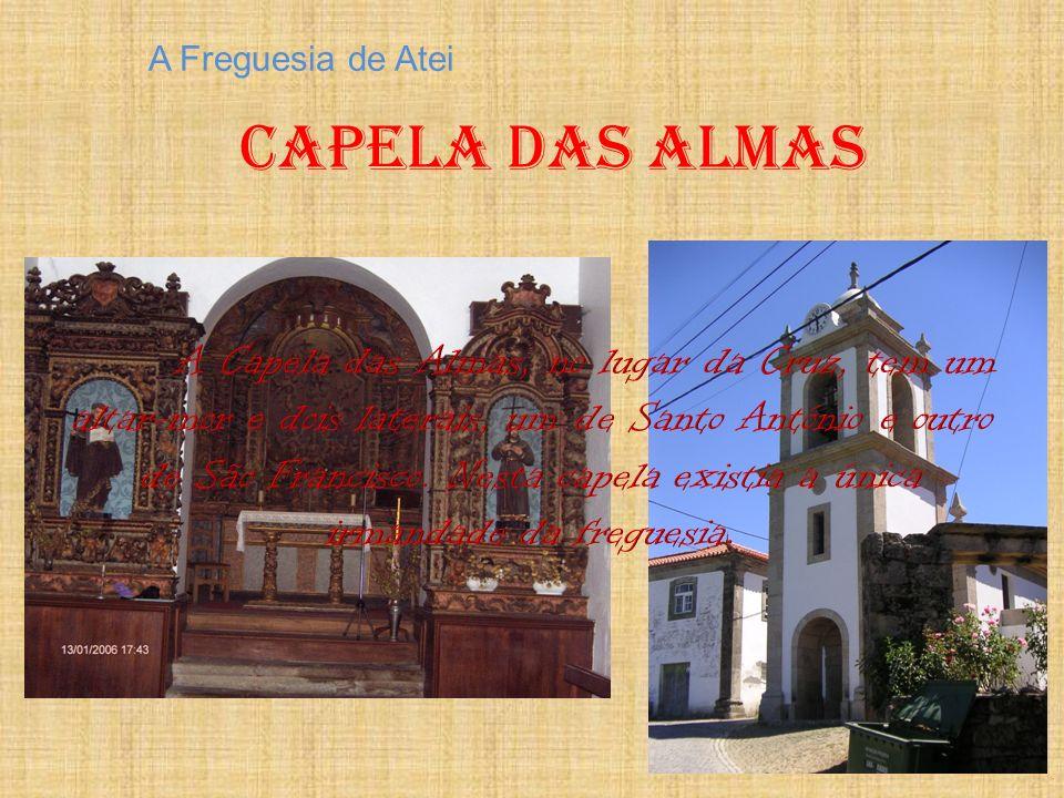 Capela das Almas A Freguesia de Atei