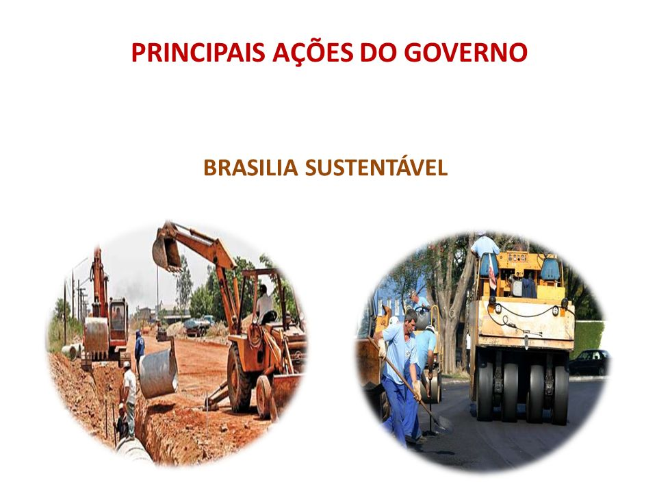 BRASILIA SUSTENTÁVEL