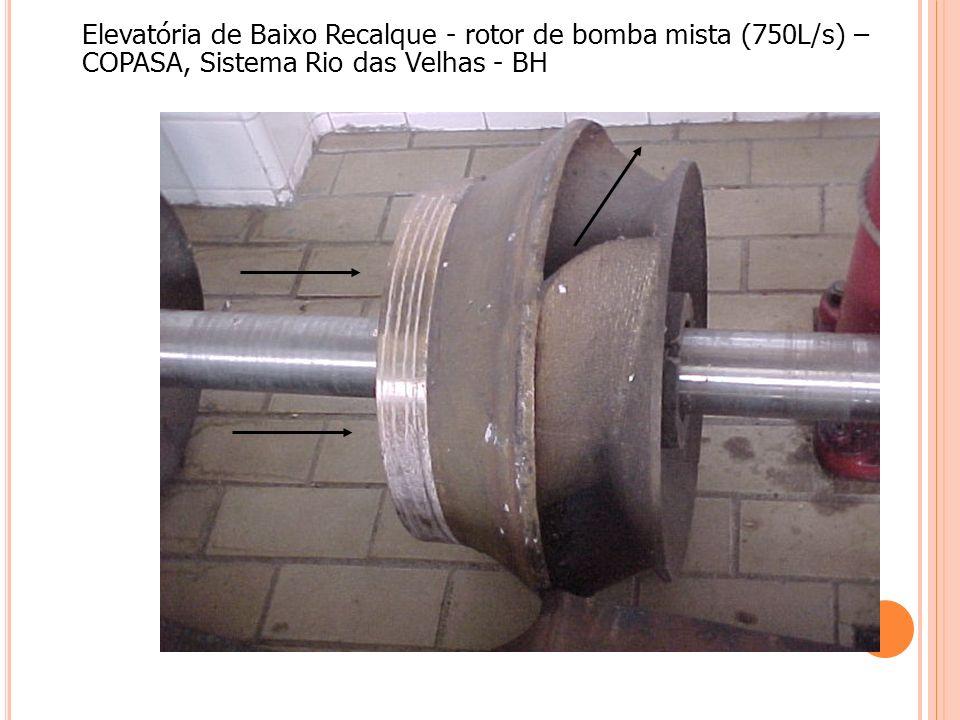 ETA - C HEGADA DA ÁGUA BRUTA E INÍCIO DO TRATAMENTO COM CLORO