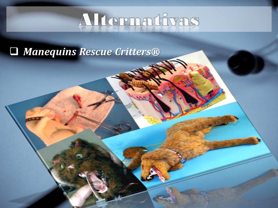 Manequins Rescue Critters® Manequins Rescue Critters®