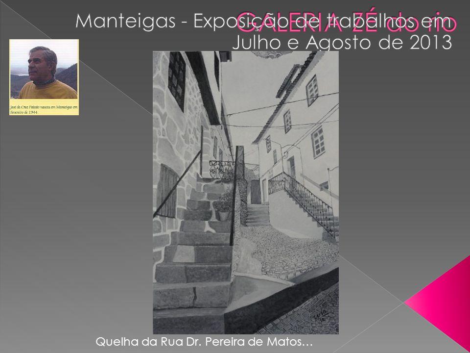 Quelha da Rua Dr. Pereira de Matos…