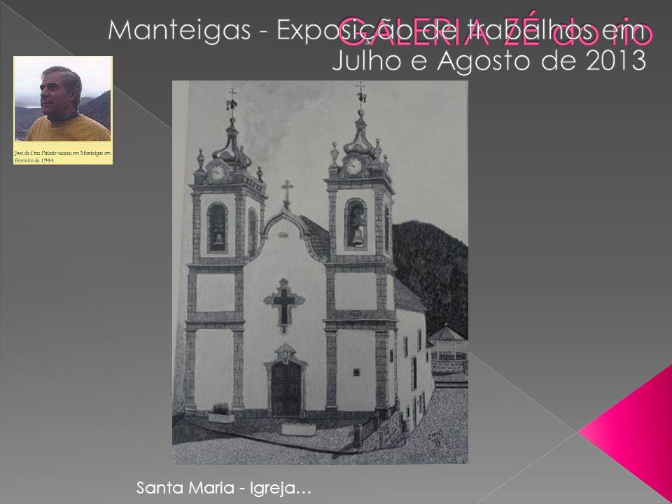 Santa Maria - Igreja…