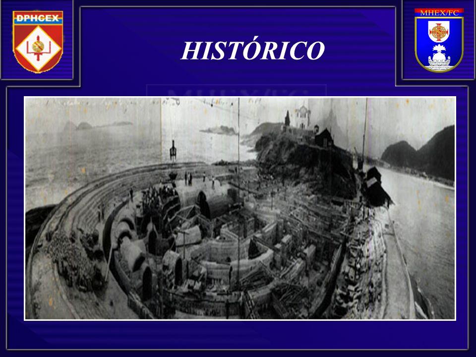 A 19 de dezembro de 1986, o então Ministro do Exército, General Leônidas Pires Gonçalves mandava publicar a Portaria N° 061 Res, na qual ordenava a criação do Museu Histórico do Exército no Forte de Copacabana.