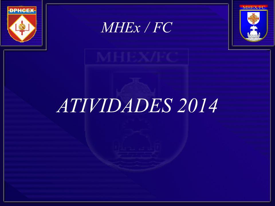 ATIVIDADES 2014 MHEx / FC