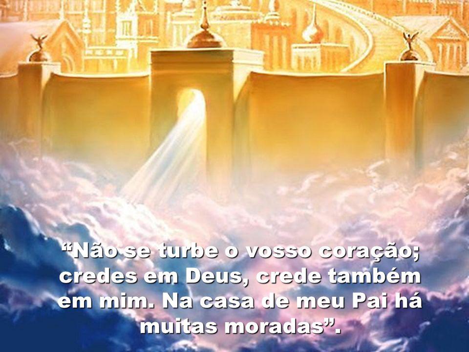 Aprendi também que quando o pecador crê em Jesus como seu único e suficiente salvador, o sonho da casa própria celestial começa a se tornar realidade