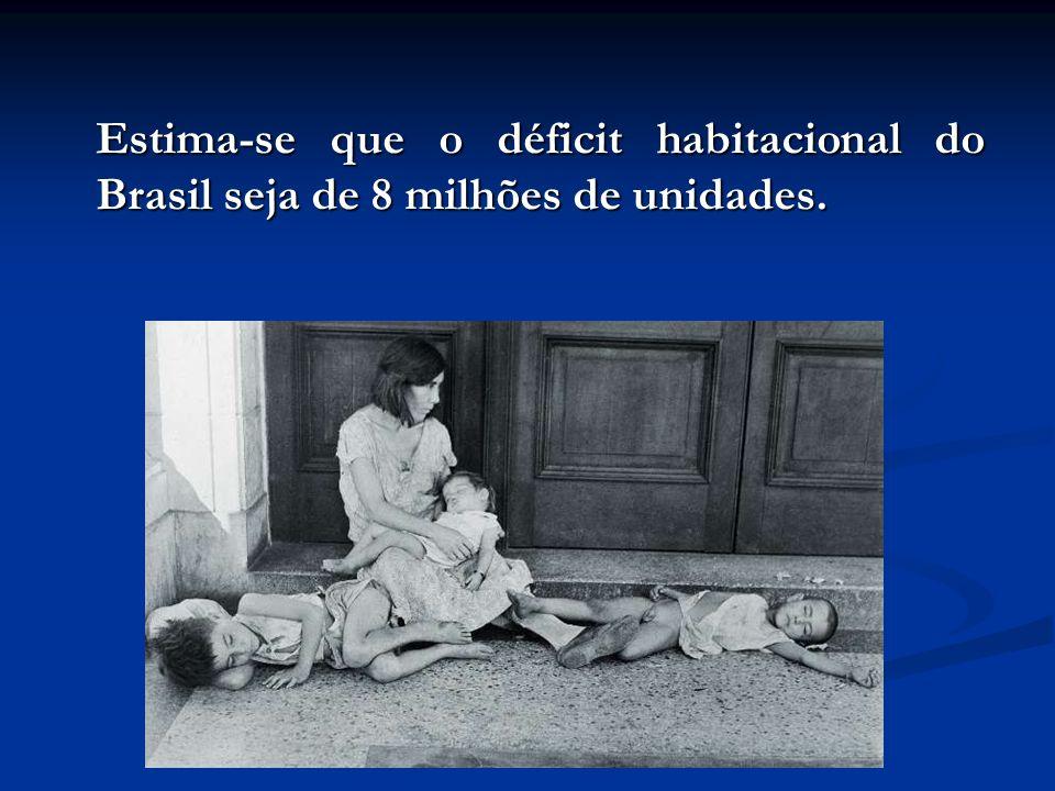 O déficit habitacional e o aumento do número de sem-tetos é consequência da evolução da moradia humana, desse sistema habitacional desregulado, cavern